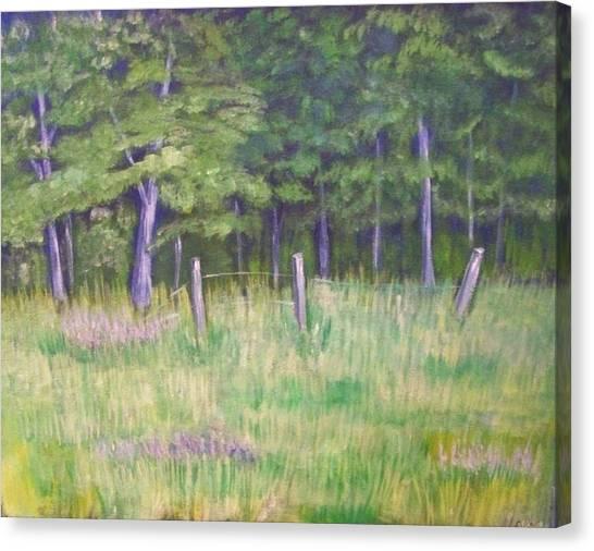 Pasture Paradise Canvas Print