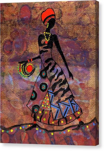 Path To Healing        Canvas Print