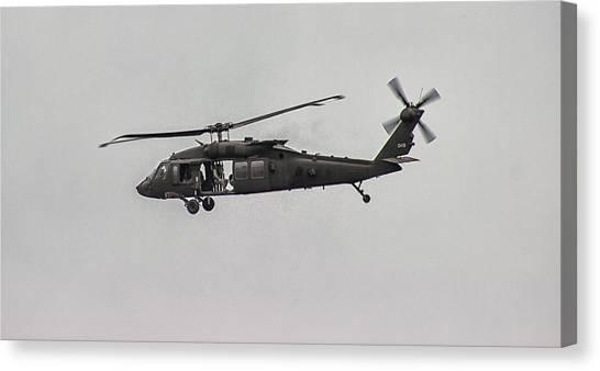 Nato Canvas Print - Patrol by Martin Newman