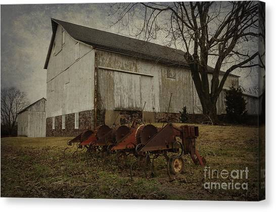 Patterson Farm  Canvas Print