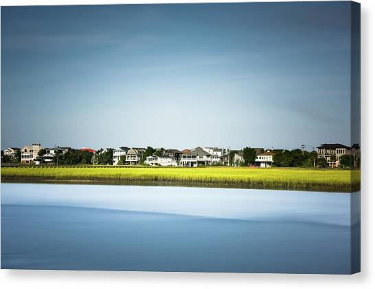 Marshes Canvas Print - Pawleys Island Marsh by Ivo Kerssemakers