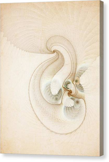 Peace Canvas Print by Talasan Nicholson