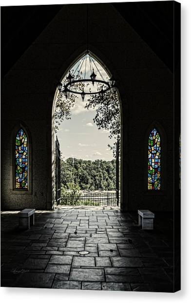 Peaceful Resting  Canvas Print