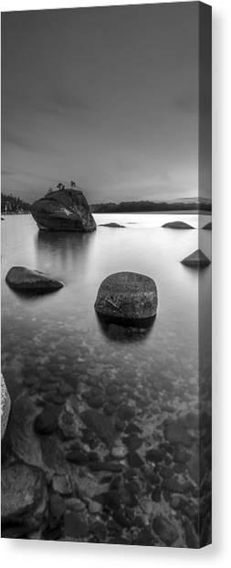 Peaceful Shores Canvas Print