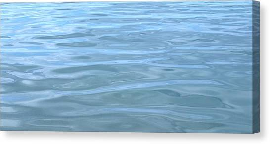 Pearlescent Tranquility Canvas Print