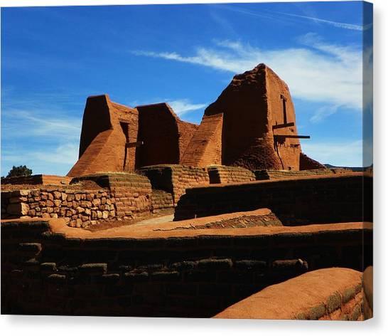 Pecos New Mexico Canvas Print