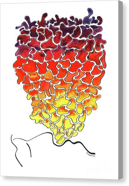 Pele Dreams Canvas Print