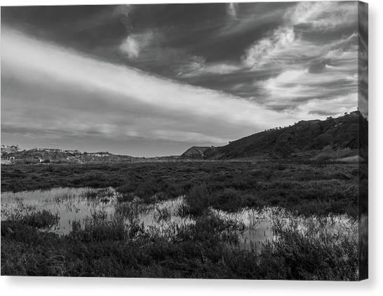 Penasquitos Creek Marsh Canvas Print