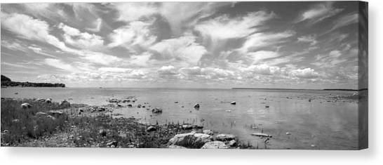 Peninsula State Park Canvas Print by Stephen Mack