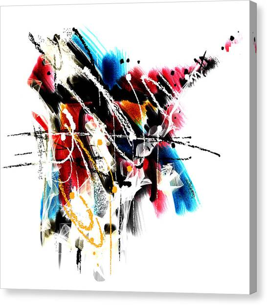 Penman Original-163 Canvas Print