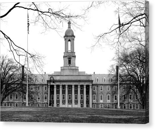 Penn State Old Main Canvas Print