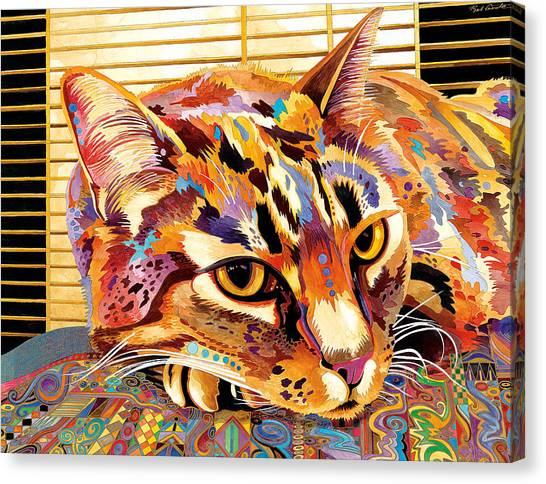 Pepa Canvas Print