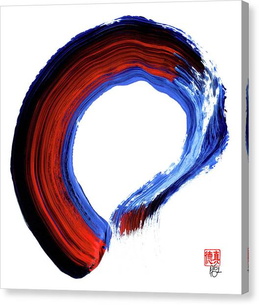 Perfectly Imperfect, Imperfectly Perfect Canvas Print