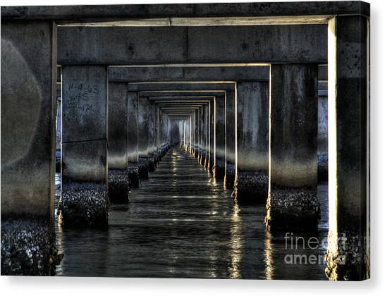 Perpectives Canvas Print by Michael Herb