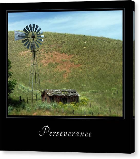 Perserverance 2 Canvas Print