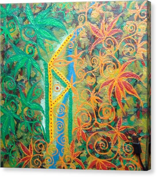 Canvas Print - Personal Power by Joanna Pilatowicz