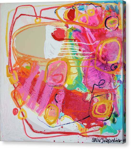 Canvas Print - Persuasion by Claire Desjardins