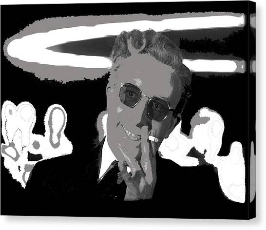 Peter Sellers As Dr Strangelove In Dr Strangelove Or: Dr. Strangelove Art
