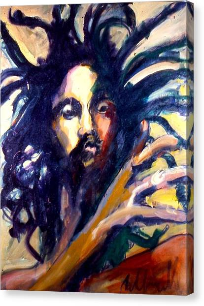 Peter Tosh Canvas Print