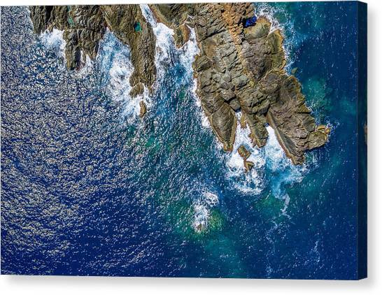 Peterborg Point Canvas Print