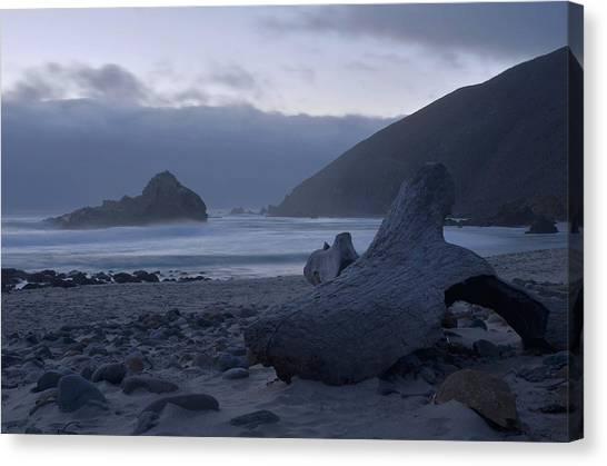 Pfeiffer Beach - Big Sur Canvas Print