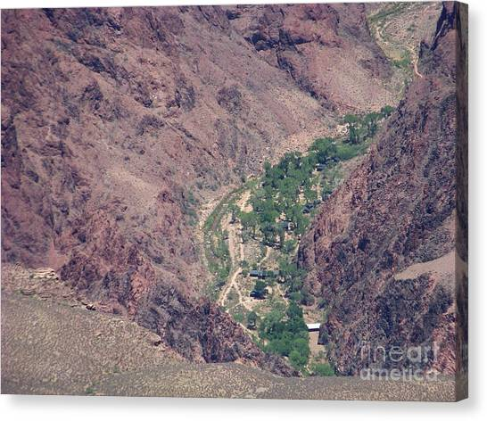 Phantom Ranch Canvas Print