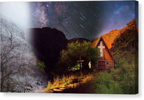 Boy Scouts Canvas Print - Phases by Aaron Bedell