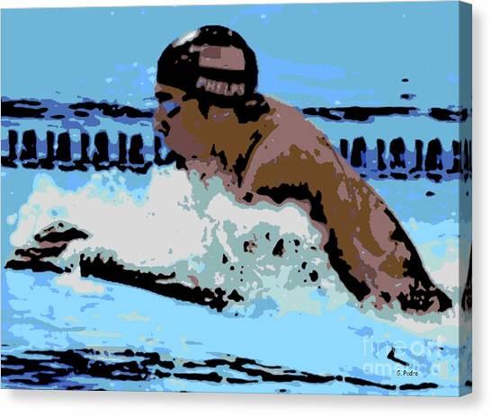 Phelps 2 Canvas Print