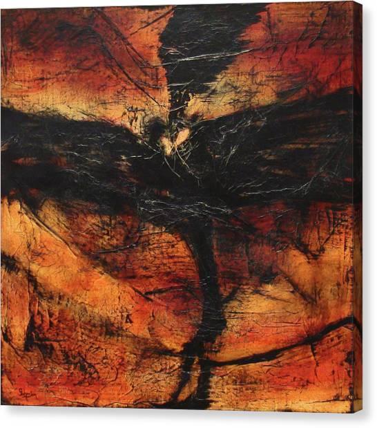 Canvas Print - Phoenix by Cindy Johnston