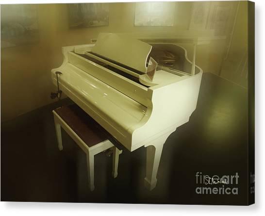 Piano Dream Canvas Print