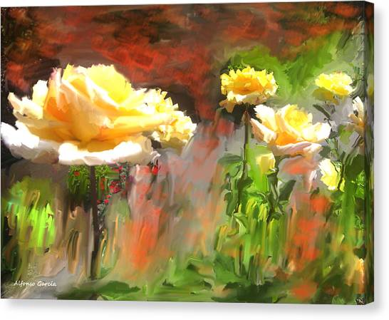 Picaras Canvas Print