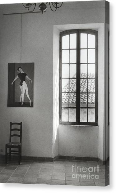 Picasso Museum Canvas Print by Andrea Simon
