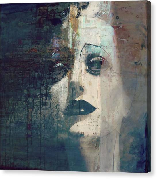Emotional Canvas Print - Piccola A Fragile  by Paul Lovering