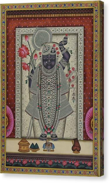 Lord Krishna Canvas Prints (Page #4 of 9)   Fine Art America
