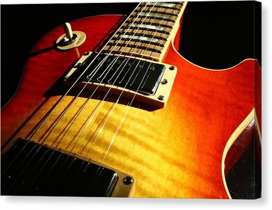 Les Paul Guitar Canvas Prints (Page #13 of 34) | Fine Art America