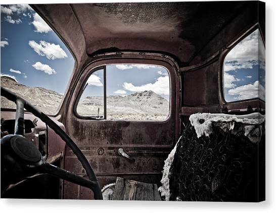 Picture Perfect Canvas Print by Merrick Imagery