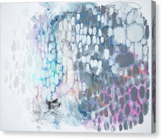 Canvas Print - Piece Of Paradise by Claire Desjardins