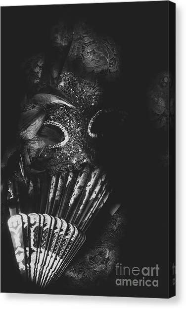 Boudoir Canvas Print - Pierce The Veil by Jorgo Photography - Wall Art Gallery