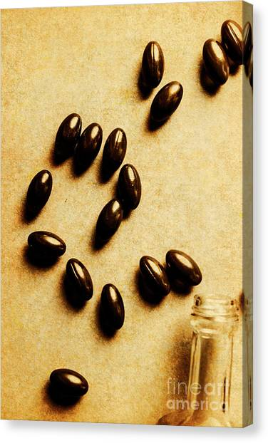 Causes Canvas Print - Pills And Spills by Jorgo Photography - Wall Art Gallery