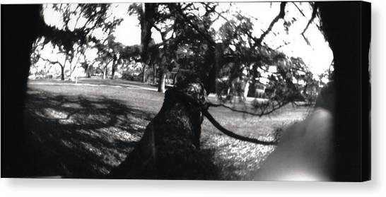 Pin Hole Camera Shot 1 Canvas Print