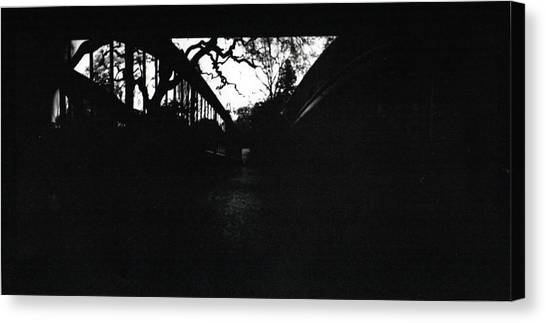 Pin Hole Camera Shot 2 Canvas Print
