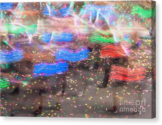 Oz Canvas Print - Pinata Party by Az Jackson