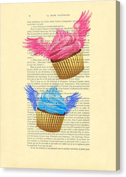 Cupcake Canvas Prints (Page #15 of 110) | Fine Art America