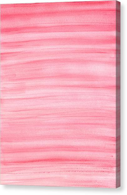 Pink Canvas Print by Eric Forster