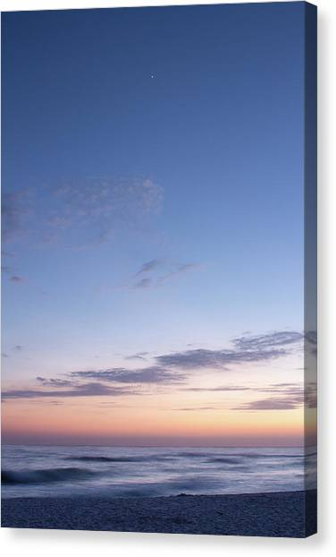 Pinpoint Canvas Print