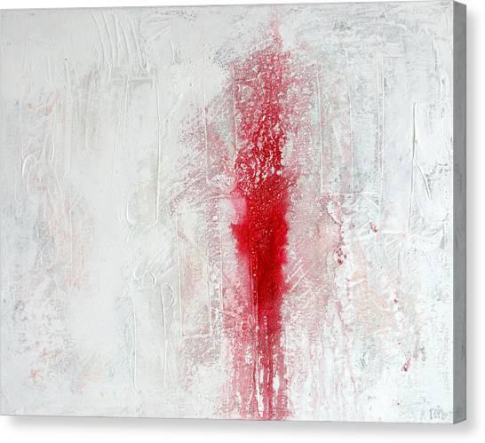 Placid Catastrophe Canvas Print