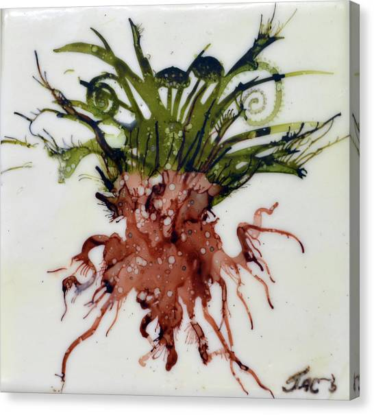 Plant Life 1 Canvas Print