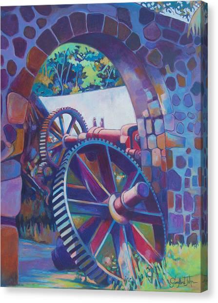 Plantation Spirit Canvas Print