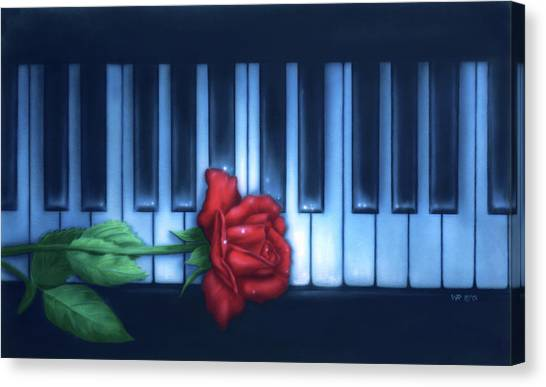 Play It Again Sam Canvas Print