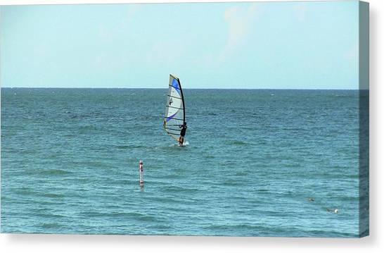 Playa Puntas Las Marias Canvas Print
